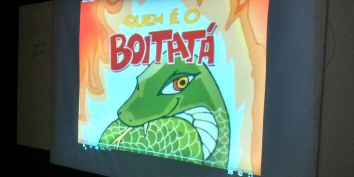 A lenda do Boitatá