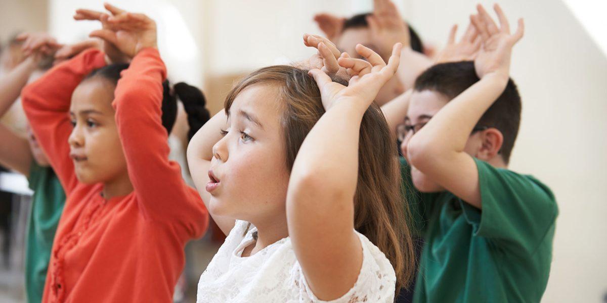 A importância do teatro na formação da criança