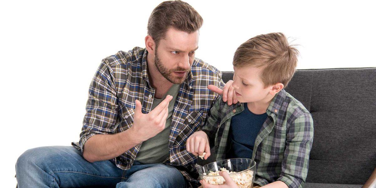 Violência: Como tratar do assunto com crianças?