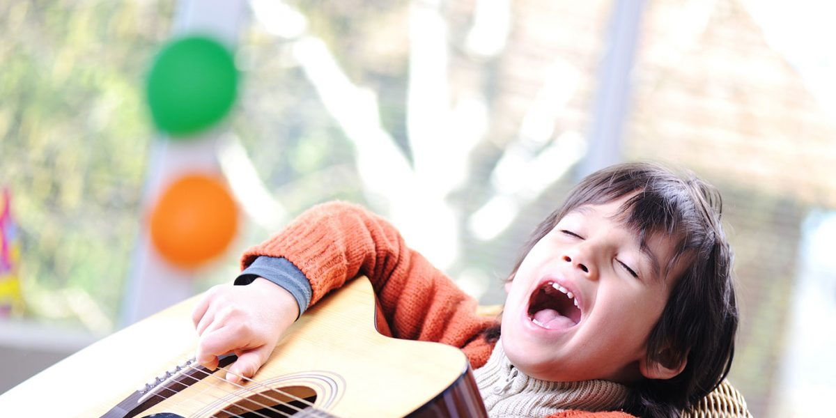 A importância da música para o cérebro das crianças