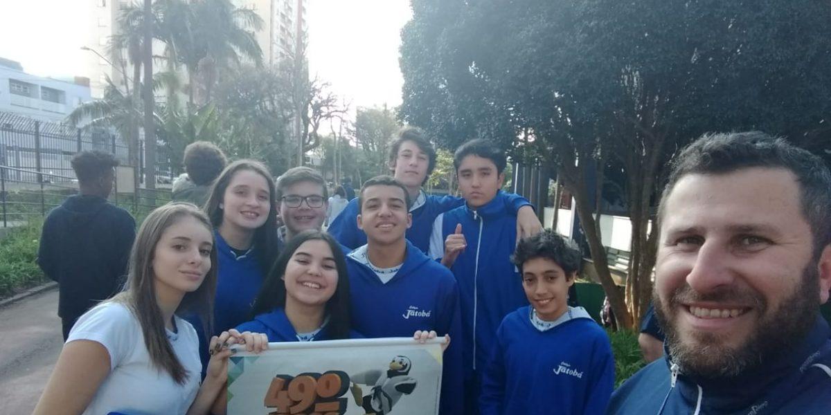 Abertura do 49º Jogos Escolares de Santo André – 2018