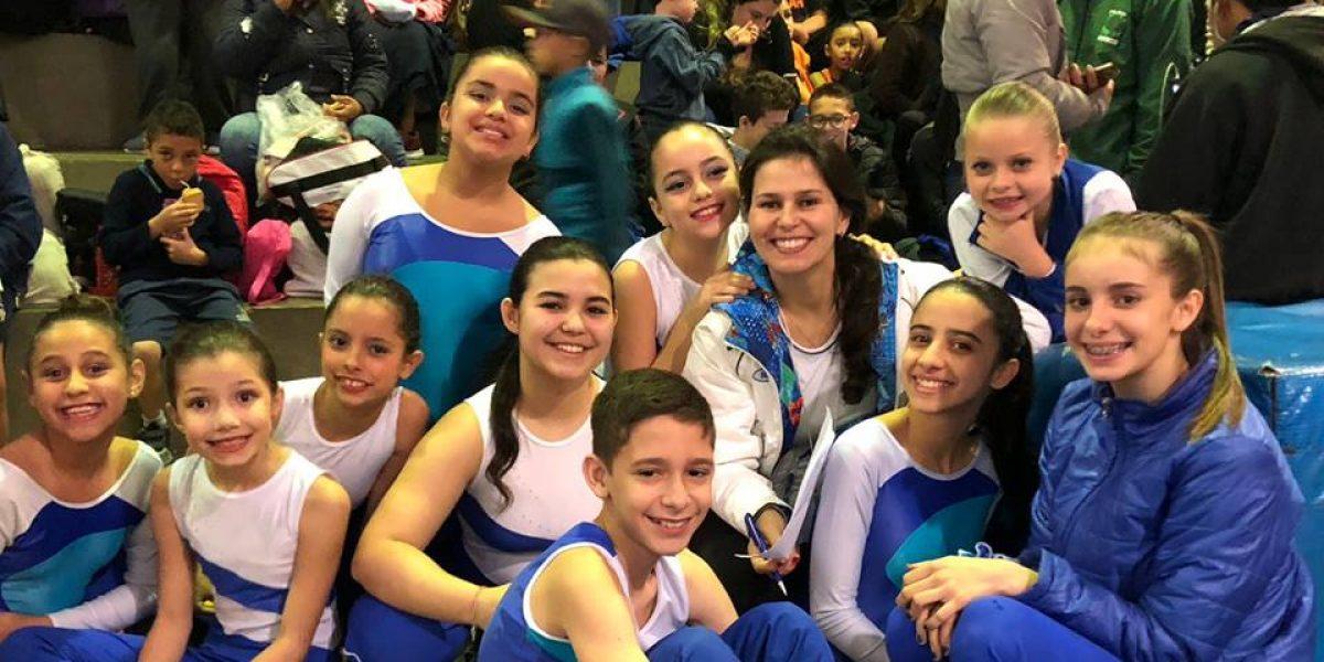 Participação do Colégio Jatobá no 49º Jogos Escolares de Santo André
